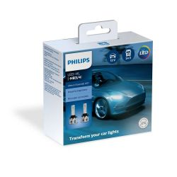 2x HB3 HB4 Philips ultinon essential gen2 LED lamp 11005UE2X2