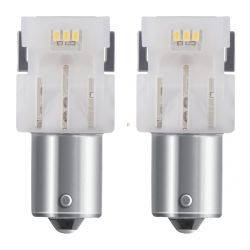 2x LEDriving SL P21W LED 1156 bulbs WHITE 7506DWP-02B