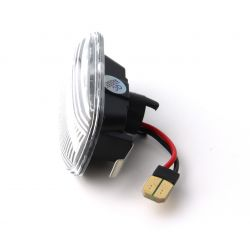 Flashing Repeaters Clear LED DYNAMIC SCROLLING Audi A3 8P, A4 B6 B7 B8, A6 C5 C7, A8 D3, TT 8J
