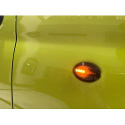 DYNAMIC PARKING DYNAMIC LED Repeaters Turn Signals Fiat 500