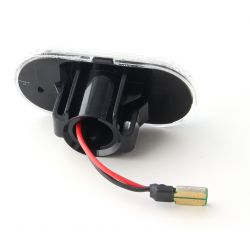 DYNAMIC PARKING DYNAMIC LED Repeaters Turn Signals Renault Clio 1 & 2, Megane, Kangoo, Laguna, Twingo