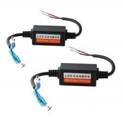 2x anti-Fehler-LED-Module Kit H1 - Auto gemultiplext