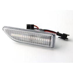 Mini Countryman F60 LED Side Turn Signals - Clear version DYNAMIC
