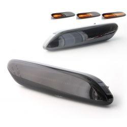 Mini Countryman R60 / Paceman R61 LED Side Turn Signals - Smoked version DYNAMIC