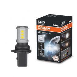 LED P13W SL LEDDriving 828CW 1,8W 12V PG18.5D