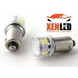 H21W BAY9S 5-LED Super Lumens 450Lms XENLED - GOLDEN