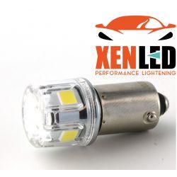 AMPOULE H21W BAY9S 5-LED Super Lumens 450Lms XENLED - GOLDEN