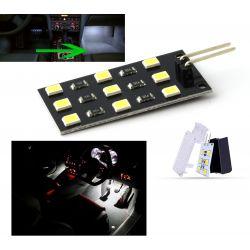 VAG AUDI VW & SEAT LED Ersatzmodul für Modell 4E0 947 415 A - Leistungsstarkes WEISS