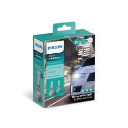 2x LED HB3 HB4 Ultinon Pro5000 HL Philips 5800K 11005U50CWX2 9005 9006