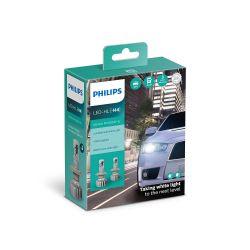 2X H4 ULTINON PRO5000 HL Bi-LED PHILIPS 5800K 11342U50CWX2