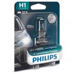 H1 X-TREMEVISION PRO150 PHILIPS - 12258XVPS2 - 55W 12V P14,5s