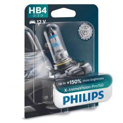 HB4 9006 X-tremeVision Pro150 Philips 9006XVPB1 +150%