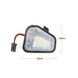 SP2 LED lighting mirror door Jetta, Passat CC, Passat, Scirocco, New Beetle, EOS