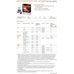 SMART CANBUS H7 LEDriving OSRAM 12V LEDSC01 - CANBUS High-end