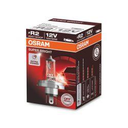 1x R2 12V 100/90W - SUPER BRIGHT OFF ROAD OSRAM 64204SB 200/120CP