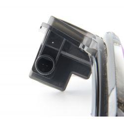 Repeaters dynamic LED scrolling retro Clio 4 Clio IV Mk2 - Renault - Smoke