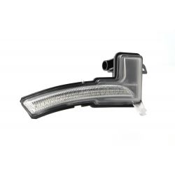 DYNAMIC RETRO LED repeaters PARKING Clio 4 Clio IV Mk2 - Renault - Clear