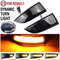Repeaters dynamic LED scrolling retro Megane III - Renault
