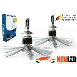 2 x 55w bulbs h7 xl6s - 4600lm - short - 12v / 24v