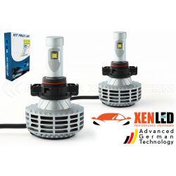 Bulbs 2 x h16 5202 hp 6g 55w - 3000lm - 6500k - 12/24 vdc