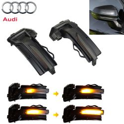Repeaters dynamic backlighting LED scrolling Q2 & AUDI Q3 from 2018