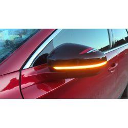 Repeaters dynamic backlighting LED scrolling Peugeot 3008 II 2017 - 2022