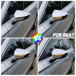 Seat Ateca Dynamic LED Repeators - Retro Retro Scrolling