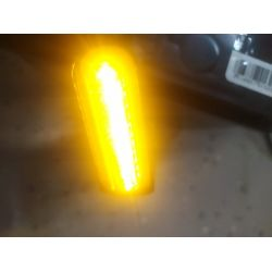 Flashing + DRL LED scrolling sequentially STS4 motorcycle