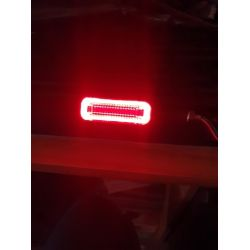 Flashing + Stop LED scrolling sequentially STS4 motorcycle