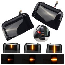 Repeaters dynamic backlighting LED scrolling Peugeot BOXER