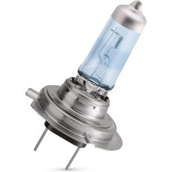 H7 WhiteVision ultra PHILIPS 12V 55W 4200K bulb - 12972WVUB1