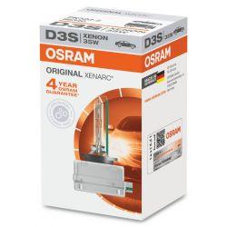 OSRAM D3S 66340 ORIGINAL Xenarc bulb - 4 years Warranty * OSRAM PK32d-5