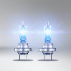 2X OSRAM H7 COOL BLUE INTENSE NEXT GEN, HALOGEN, 64210CBN-HCB, 12V, DUO BOX