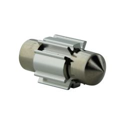 1 x BULB C3W T6.2x27 28mm 3 White LEDs Super Canbus 198Lms XENLED - PALADIUM