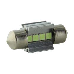 1 x BULB C3W T10,5x30 31mm 4 LED GLACIAL BLUE Super Canbus 148Lms XENLED - PALLADIUM