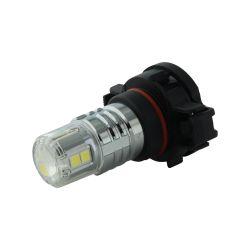 2 x BULBS PSX24W 12-LED Super Canbus 850Lms XENLED 24W - PALLADIUM - PG20 / 7