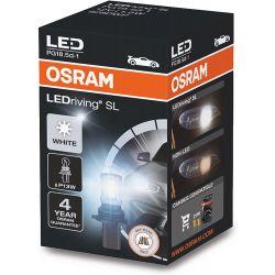 LED bulb P13W SL LEDDriving 828DWP 1,6W 12V PG18.5D