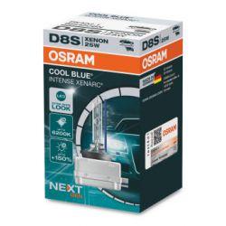 1X D8S XÉNON XENARC OSRAM COOL BLUE INTENSE NEXT GEN 6200K PK32D-1 66548CBN