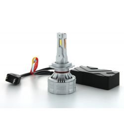 2x LED H7 FALCON7 130W - 14,000LMS REAL - SPECIAL HIGH BEAM - 9-32V CAR AND CANBUS TRUCK