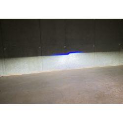 """48W Bi-LED Retrofit Universal Lens Projectors - Brakcet Hella - 6000 Lumens - 3"""""""
