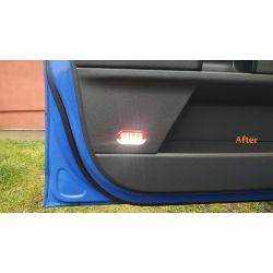 Pack 2 VW GOLF 3 & 4 LED door lighting modules