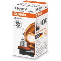 1x H9 65W OSRAM ORIGINAL 12V 64213 PGJ19-5
