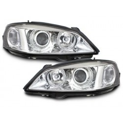 headlights Opel Astra G 98-04_2 halo rims_chrome