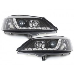DECTANE DRL look headlight Opel Astra G 98-04_drl optic_black