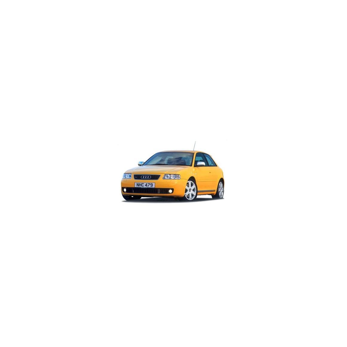 Editing Audi A3 - 2003