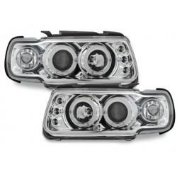 headlights VW Polo 6N 95-98_2 halo rims_chrome