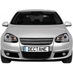 DECTANE DRL look headlight VW Golf V 03-09_drl optic_black