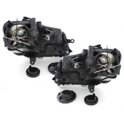 DECTANE DRL look headlight VW Touran 1T_GP 06-10_drl optic_chrome