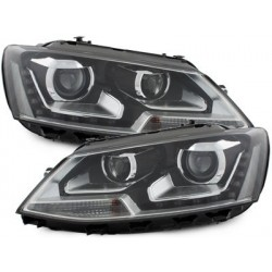 **DECTANE headlights VW Jetta 6_DRL_11-13_black