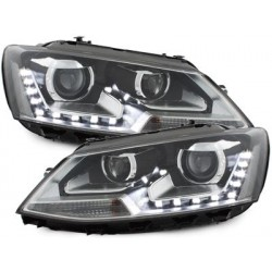 **DECTANE headlights VW Jetta 6_DRL_11-13_black